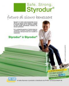 Styrodur nuova campagna comunicazione